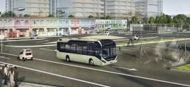 Autonomni električni Volvo u Singapuru