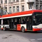 Velika porudžbina Solarisovih trolejbusa za Viljnus
