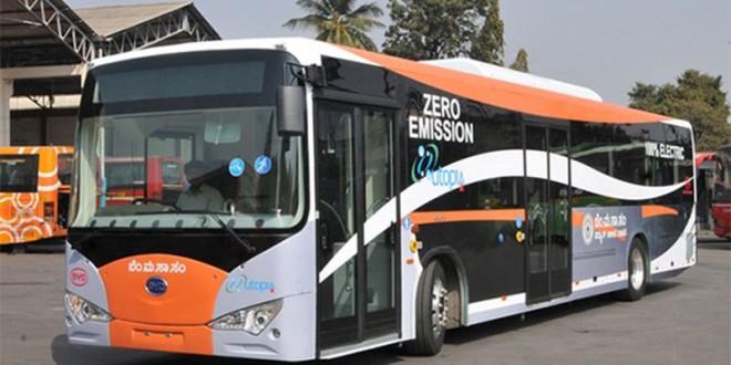Indija nabavlja autobuse na struju