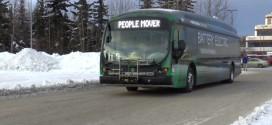 Električni autobus i na Aljasci