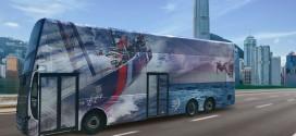 Volvo Buses predstavio novi Euro 6 dabl deker