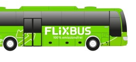 FlixBus testira međugradske električne autobuse