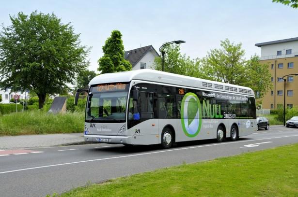 VanHool je jedan od vodećih proizvođača autobusa sa gorivnom ćelijom u Evropi.