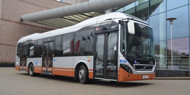 Brisel naručio 90 električnih Volvoa