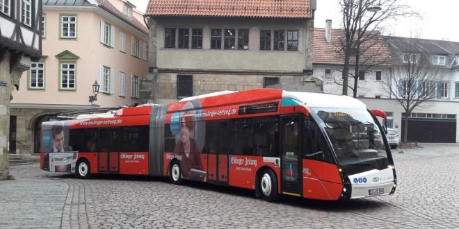 Kiepe Electric sistemi za autobuse na struju