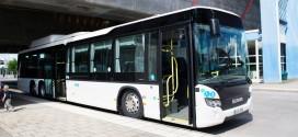 Scania isporučuje 48 autobusa na gas u Grenobl