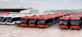 Najveća flota električnih autobusa u Evropi