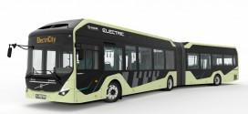 Uspešan test zglobnog električnog Volvoa u Geteborgu