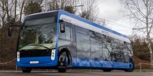 Aptis, véhicule 100%; électrique; Alstom; NTL