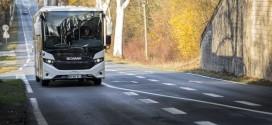 Scania Interlink na gorivo dobijeno od vina