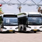Foto: Bram Saeys; Netherlands, Valkenswaard, 25-5-2018, VDL ETS EV-charging testlab Bus and Truck.