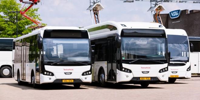 VDL predstavio jedinstveni trg za punjenje autobusa strujom