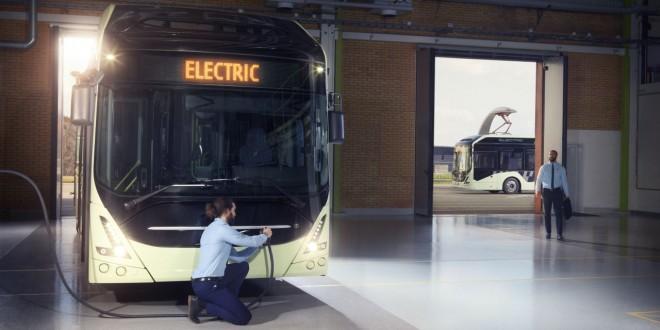 Električni Volvo za norveški Lilehamer
