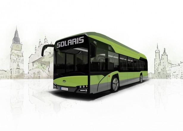Autobusi sa gorivnom ćelijom mnogo fleksibilniji od onih sa baterijom.