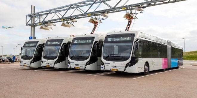 VDL predstavlja najveću evropsku flotu električnih autobusa
