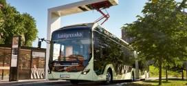 Električni zglobni Volvo startuje u Geteborgu