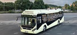 Volvo predstavio autonomni autobus