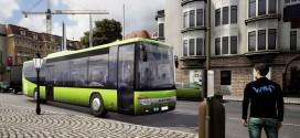 Setra i Mercedes na Bus Simulatoru 18