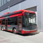 Solaris električni autobus za donaciju krvi