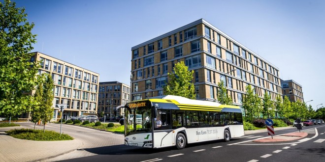 Berlin kupuje 15 električnih Solarisa