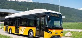 Prva električna VDL Citea za Švajcarsku