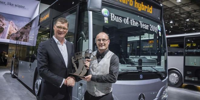 Hibridni Citaro – Autobus godine 2019