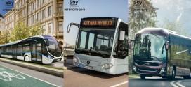 Održivi autobusi 2019: Iveco, Mercedes i Volvo