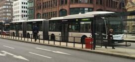 Hamburg ukinuo dvozglobne autobuse