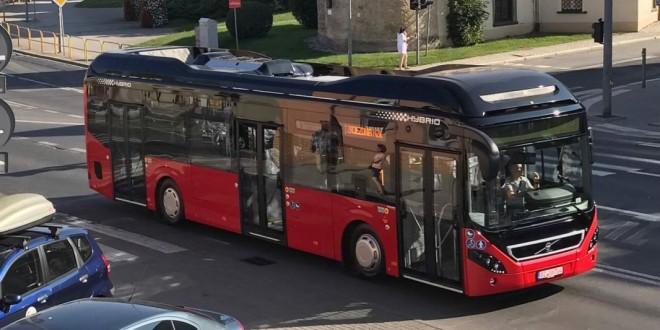 Volvo hibridi za poljski Gruđondz