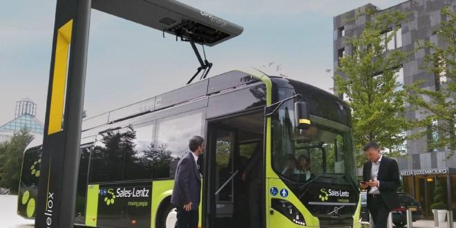 Heliox sistemi za punjenje u Luksemburgu