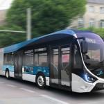 Limož kupuje trolejbuse Iveco Crealis