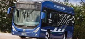 Volkswagenov autobus na struju