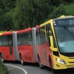 481 zglobnih Scania na gas za Bogotu
