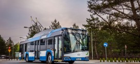 Solaris trolejbusi za Litvaniju