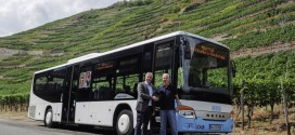 Niskoulazne Setre za prevoznike od Alsaza do Donje Saksonije