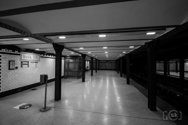 Metro stanica Hosok tere (Trg heroja) na liniji M1 pripada svetskoj baštini © Slobodan Kostić