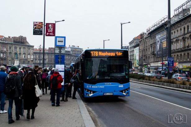 Najnovija generacija gradskog Ikarusa. © Slobodan Kostić