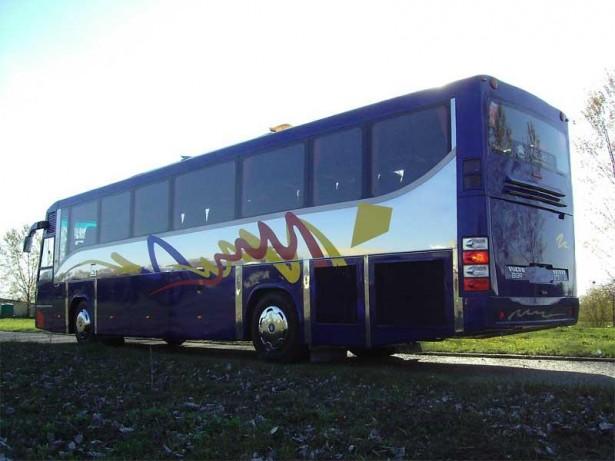 Autobus od nerđajućeg čelika Neobusov adut 2008. godine. © Saša Conić