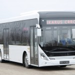 Ikarus-CRRC takođe planira da uđe na evropsko tržište. © Electrobus Europe