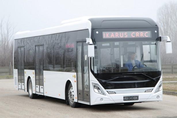Ikarus-CRRC planira da uđe na evropsko tržište. © Electrobus Europe