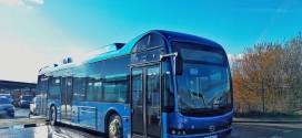 Prvi BYD autobusi proizvedeni u Francuskoj