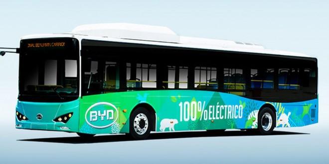 Prvi električni autobusi za Ekvador