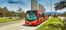 Za Bogotu 700 Volvo zglobnih autobusa