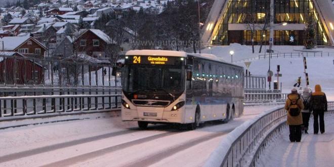 Najveća narudžbina za Volvo iz Norveške
