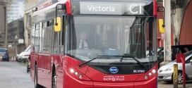 BYD i ADL isporučuju električne autobuse za London