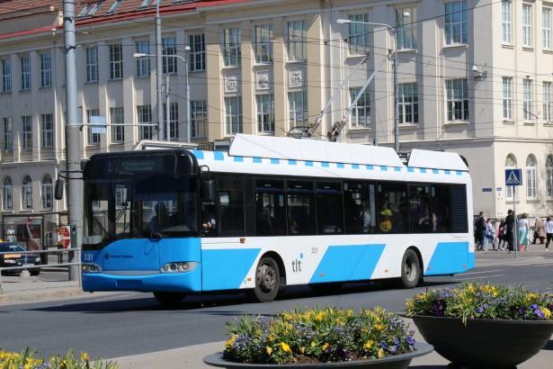 Talin od 2013. godine besplatno prevozi građane. © André Knoerr