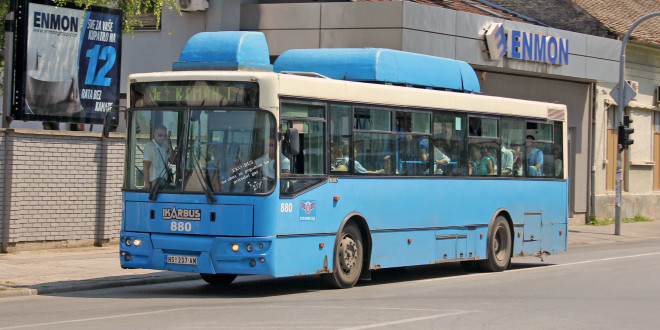 Gasni Ikarbus više neće prevoziti putnike
