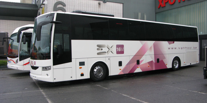Novi pogon za Van Hool EX i TX