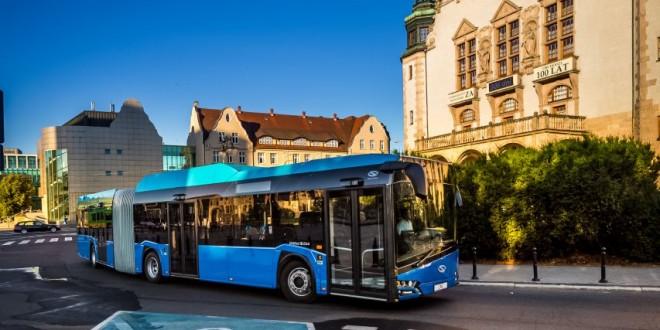 Solaris Urbino CNG za Pariz