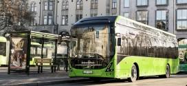 Električni Volvo redovno u Malmeu